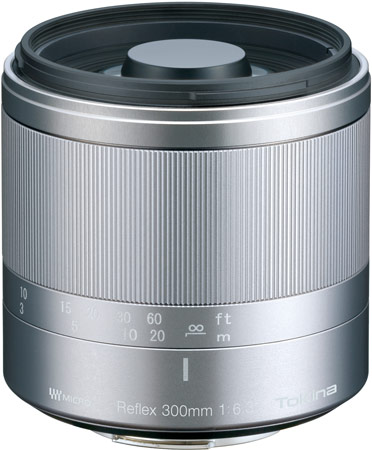 Tokina Reflex 300mm F6.3 MF MACRO для камер системы Micro Four Thirds