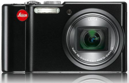 Представлена компактная камера Leica V-Lux 40