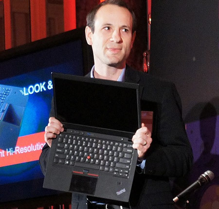 Цена ультрабука Lenovo ThinkPad X1 Carbon пока неизвестна