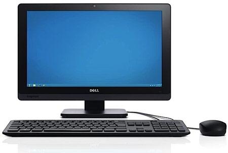 Компания Dell представила новые ПК моноблочной компоновки