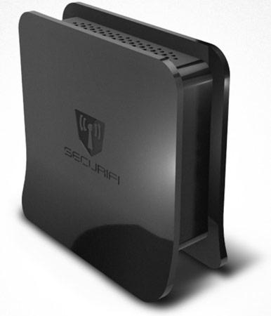 ������������ ������� Securifi Almond � ������� � ���� ������� Wi-Fi � ������� ��������� �������