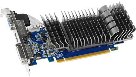 ASUS включила в серию GeForce GT 600 три модели 3D-карт начального уровня