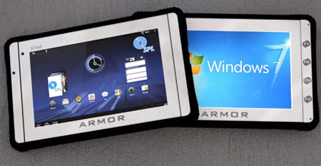 ARMOR X7et, ARMOR X7ad и ARMOR X12kb