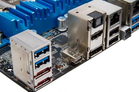 Системная плата ASUS P8Z77-V PREMIUM