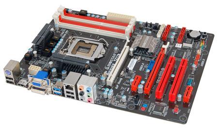 Начинаются поставки системных плат BIOSTAR TZ77B на чипсете Intel Z77