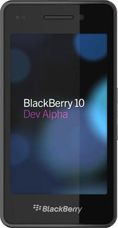Размер RIM BlackBerry 10 равен 4,2 дюйма по диагонали