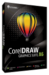 CorelDRAW Graphics Suite X6 Box-art