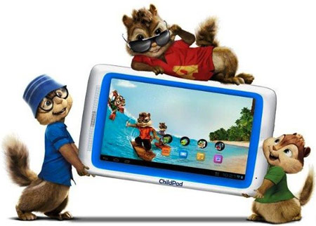 Семидюймовый детский планшет Archos Child Pad стоит $130