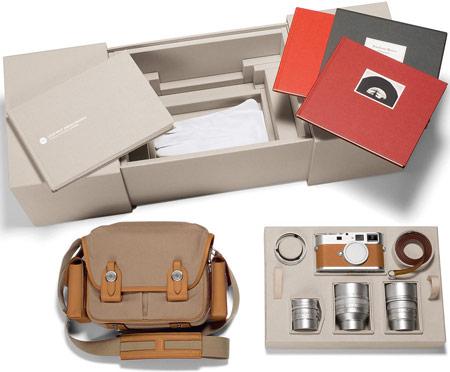 Наборы Leica M9-P Edition Hermès