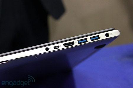 Ультрабук ASUS Zenbook UX32VD получил дискретный GPU и дисплей типа IPS разрешением 1920 x 1080 пикселей