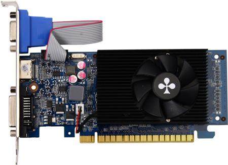 Club 3D обошлась без модели GeForce GT 620 в серии 3D-карт GeForce GT 600