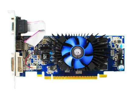 В серию KFA2 NVIDIA GeForce GT 600 входит три 3D-карты с пассивным охлаждением