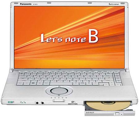 Panasonic Let�s Note B11