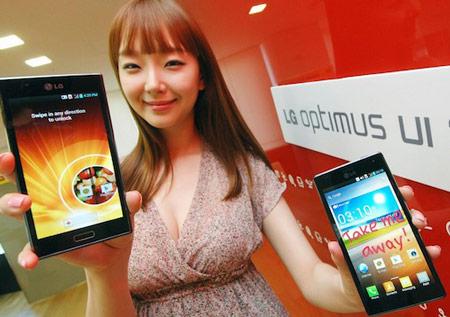 Стала известна цена смартфона LG Optimus LTE II с 2 ГБ оперативной памяти