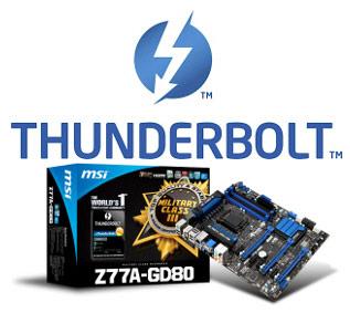 Плата MSI Z77A-GD80 рассчитана на процессоры Intel Core i7, i5 и i3 второго и третьего поколения