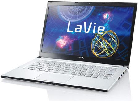 NEC �������, ��� ����� ���������� LaVie Z � ������� �������� 13,3 ����� �� �������� 999 �