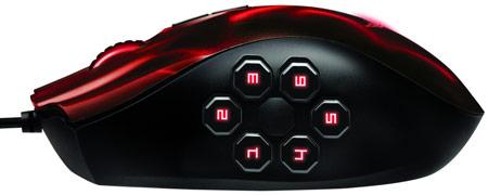 ���� Razer Naga Hex Wraith Red Edition ������������ � ���� Razer Naga Hex ���, ����� �����