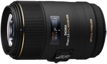 В Европе объектив Sigma MACRO 105mm F2.8 EX DG OS HSM для камер Sony можно купить за 657 евро