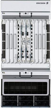 Маршрутизатор Ericsson SSR 8010 имеет уникальные возможности масштабирования