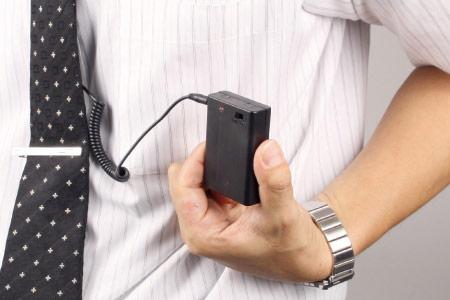 Thanko предлагает крепить персональный вентилятор к галстуку