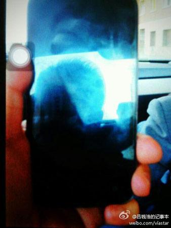 ZTE Athena: смартфон толщиной 6,2 мм на процессоре Cortex-A15 с дисплеем IPS