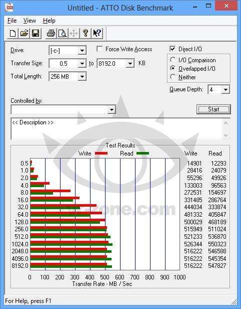 Появились первые результаты тестов твердотельного накопителя Intel SSD 525 типоразмера mSATA