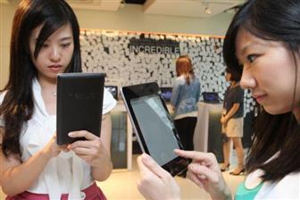 По оценке производителей, семидюймовые модели с Android займут 70% рынка планшетов, исключая iPad