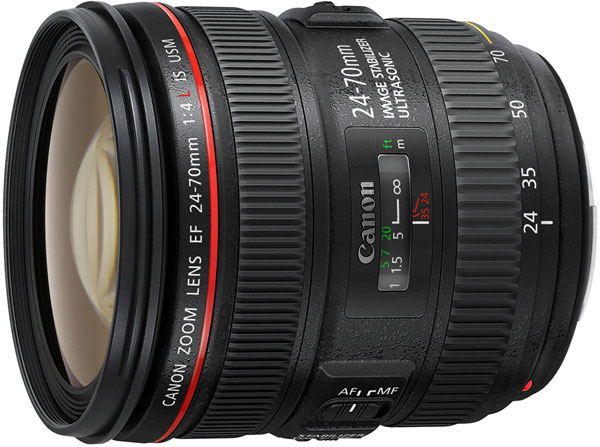 ��������������� ���� ��������� Canon EF 24-70mm f/4L IS USM � ��� � 1499 ��������