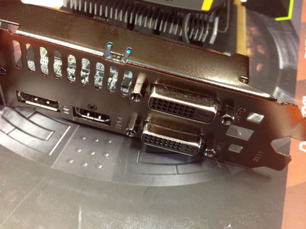 Цена разогнанной 3D-карты Axigon GeForce GTX 650 Ti примерно равна $175