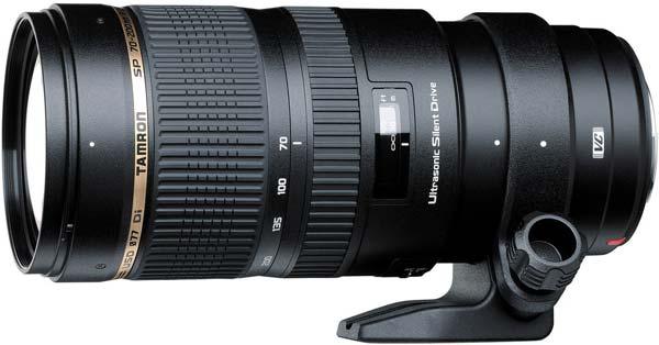 Названы цены на объективы Tamron 70-200mm f/2.8 VC USD и 90mm f/2.8 Macro VC USD