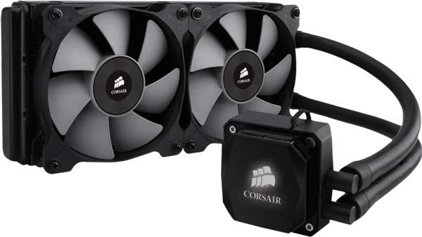 Жидкостные системы охлаждения процессоров Corsair Hydro Series H100i и H80i оснащены интерфейсом Corsair Link