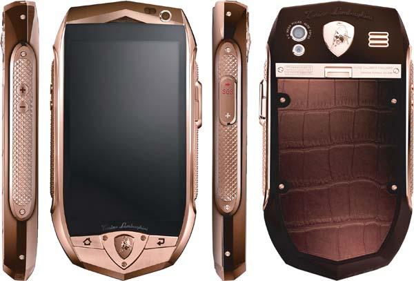 Роскошных смартфонов Tonino Lamborghini TL700 Limited Edition изготовлено 650 штук
