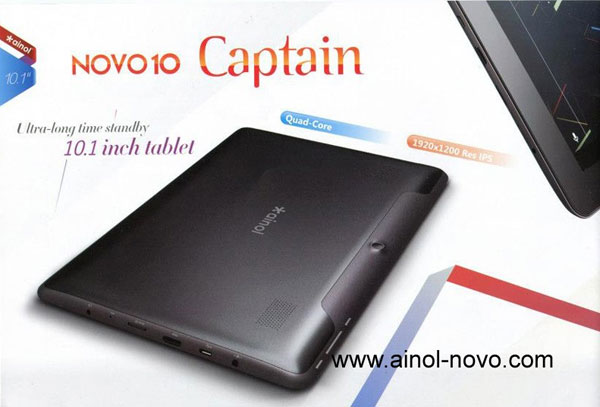 Ainol Novo 10 Captain