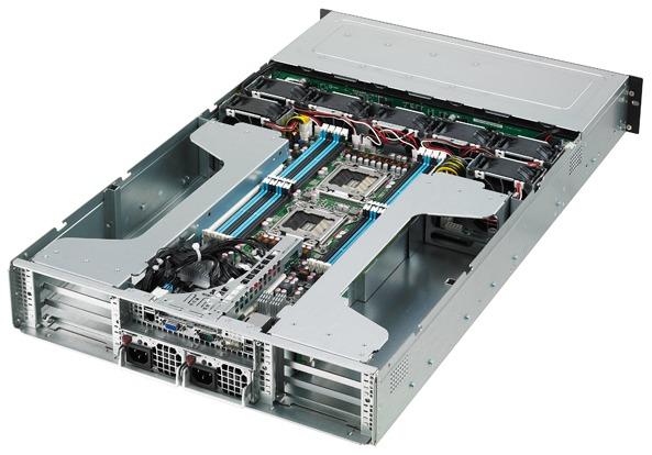 Производительность серверов серии ASUS ESC4000 G2 достигает 4 TFLOPS