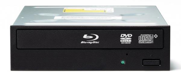 Оптические приводы Buffalo BRXL-16FBS-BK и BRXL-16U3 записывают диски BD-R на скоростях до 16x
