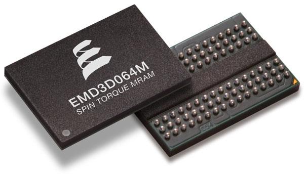 микросхемы памяти ST-MRAM