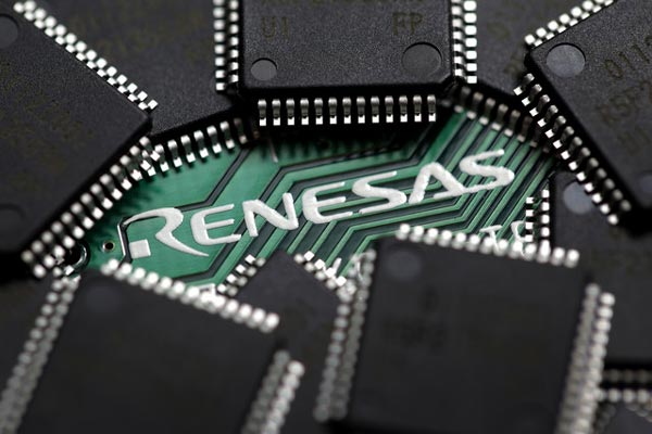 Основные акционеры Renesas