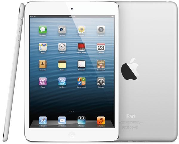 �������� ��������� iPad...