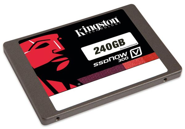Kingston Digital �������� �������� ������������� ����������� ����� SSDNow V300