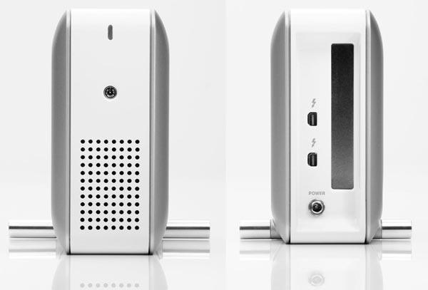 mLogic обещает начать поставки шасси расширения mLink с интерфейсом Thunderbolt в течение месяца