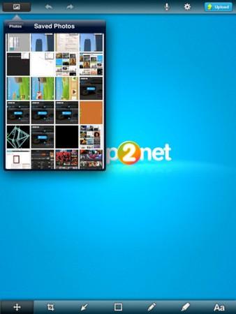 Clip2Net Image Sharing