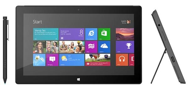 ������� Microsoft Surface � Windows 8 Pro � 64 �� ����-������ ����� $899