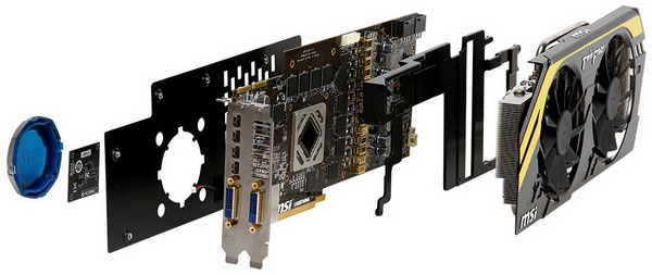 MSI R7970 Lightning Boost Edition