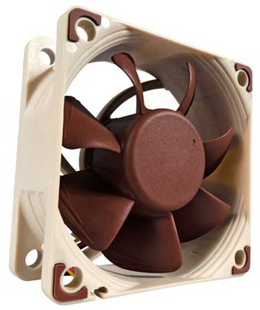Серию вентиляторов Noctua A открыли модели NF-A4x10 FLX, NF-A6x25 FLX и NF-A9x14 PWM