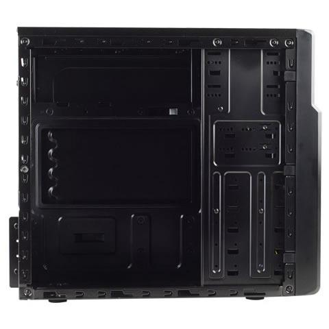 Корпус Silverstone SST-PS08B вмещает до четырех 3D-карт длиной до 358 мм