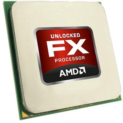 Процессоры AMD FX (Vishera) представлены официально