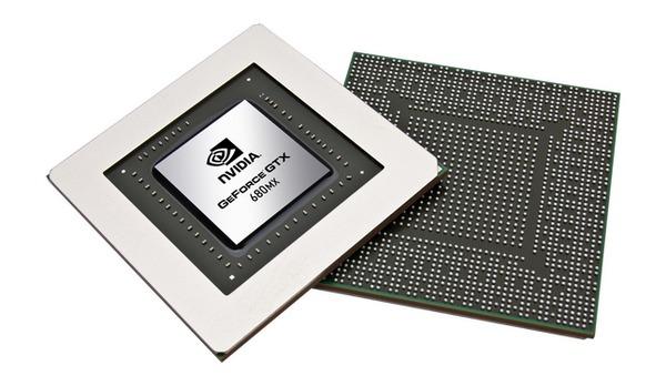 В каталоге NVIDIA появились мобильные GPU GeForce GTX 680MX, GTX 675MX и GTX 670MX