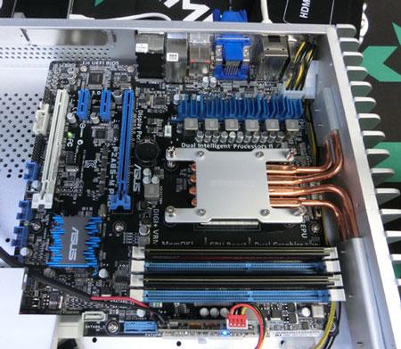 AMD показала бесшумный ПК на APU A10-5700