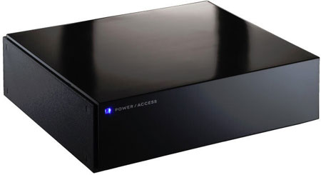 В серию Logitec Skylink HD вошли домашние однодисковые NAS-серверы