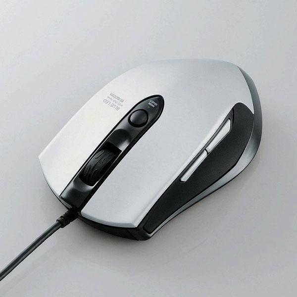 Начало продаж мышей Elecom M-BL18UB, M-BL19DB, M-TG08UL и M-TG09DL — середина октября